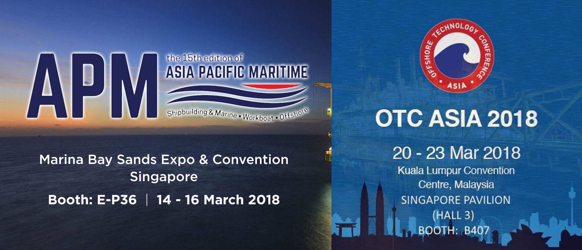 Asia Pacific Maritime Exhibition | Global Marine Safety